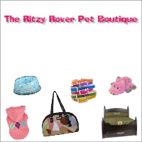 The Ritzy Rover Pet Boutique